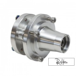 Complete Front Wheel Hub (4x90) 12mm Axle