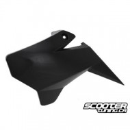Pitbike Fuel tank Left Fairing VOCA Hawk (Black) Pitbike