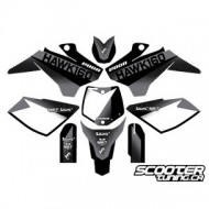 Pitbike Graphic kit VocaHawk