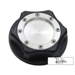 Step-Tone Keyless Gas Cap rPRO Black/Alu Honda Ruckus