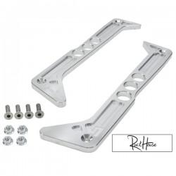 Billet Step Rails rPRO Aluminium