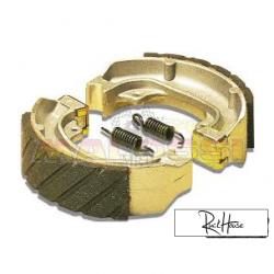Front / Rear Brake Shoes Malossi Honda Ruckus / Dio / Elite