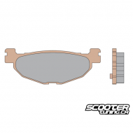 Rear Brake Pads MHR Synt
