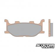 Front Brake Pads Malossi Synt (Single disc brake)