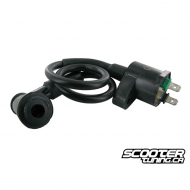 Ignition Coil GY6 / Honda 2 pins
