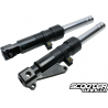 Slammed Low Down Fork Legs 320mm Black (Ruckus)
