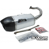 Exhaust Yoshimura RS-9 Stainless/Carbon Cap (GY6)