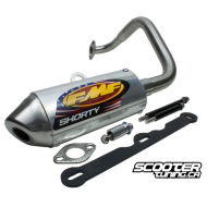 Exhaust FMF Shorty Stainless (GY6)