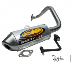 Exhaust FMF Shorty Stainless Fatty (GET)