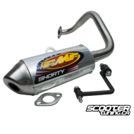 Exhaust FMF Shorty Stainless (GET)