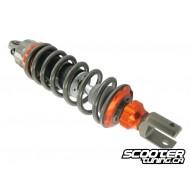 Shock absorber Stage6 R/T Replica, (310mm) hard anodised / black / orange