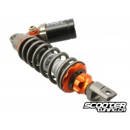 Shock absorber Stage6 R/T HIGH-LOW hard anodised / black / orange