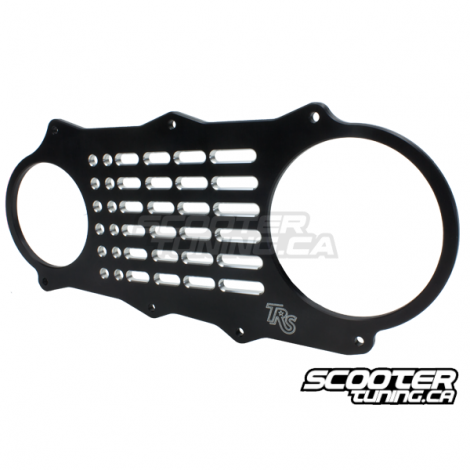 CVT Cover TRS VIP Slotted Black (Ruckus)