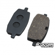 Front Brake Pads Force1 (Bws/Zuma – Pgo – Beamer)