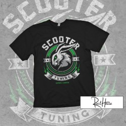 T-Shirt ScooterTuning Team