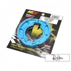 NCY Brake Shoes (Blue) GY6 125-150cc
