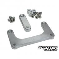 Headlight Lowering kit TRS Bolt-On Aluminium
