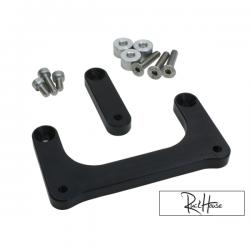 Headlight Lowering kit TRS Bolt-On Black Honda Ruckus