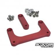 Headlight Lowering kit TRS Bolt-On Red