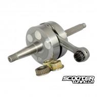 Crankshaft MHR TEAM 94cc, 44mm stroke/90mm conrod (Piaggio)