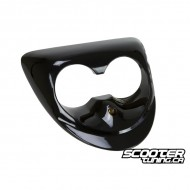 Twin Headlight Cover PGO Black