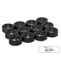 Replacement rollers shells Polini