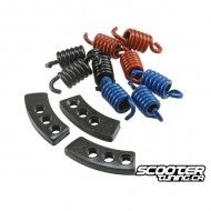 Clutch springs Malossi Racing (Hard)