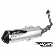 Exhaust Tecnigas 4Scoot Zuma 125cc
