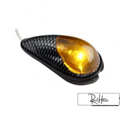 (2X) Indicator light Tun'r Raindrop Basic Carbon