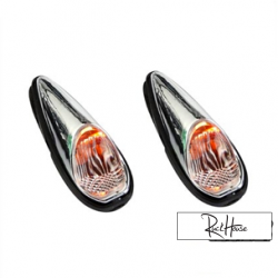 Indicator Light Tun'r Raindrop Basic Chrome