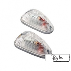 (2X) Indicator Light Tun'r Oval