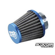 Airfilter Tun'r KN Style straight Blue (28-35mm)