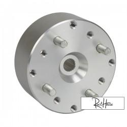 Rear Hub Multi Bolt partern 4x100, 4x110, 4x130 GY6 125-150cc
