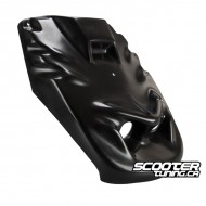 Front Fairing GW2 Black (Greenwood)