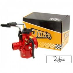 Carburettor Tun'r Red Edition 17.5mm manual Choke