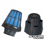 Airfilter Polini Short Straigh (37mm)