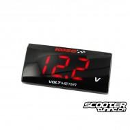 Voltmeter Koso Slim