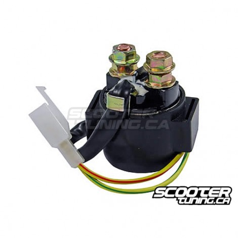 Starter solenoid / Relay for GY6 125-150cc
