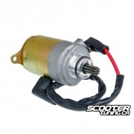 Electric starter motor for GY6 125-150cc