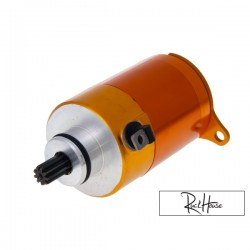 Renforced electric starter motor for GY6 125-150cc