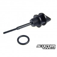 Oil dip stick with o-ring for GY6 50-150cc