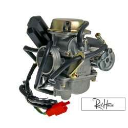Carburetor CVK 24mm for GY6 125-180cc