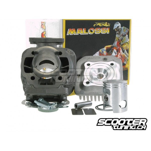 cylinder kit malossi sport 50cc 10mm minarelli vertical distribution scootertuning. Black Bedroom Furniture Sets. Home Design Ideas