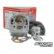 Cylinder kit Airsal ALU-SPORT 50cc 10mm
