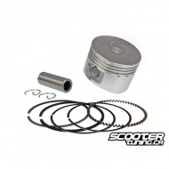 Piston set GY6 150cc