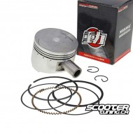 Piston set Naraku 150cc (57.4mm) for GY6 150cc