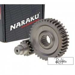 Secondary Gear kit Naraku 14/39 +10% for GY6 125-150cc
