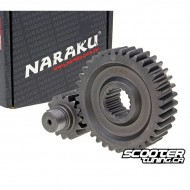 Secondary Gear kit Naraku 15/37 +20% for GY6 125-150cc