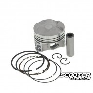 Piston set Naraku 50cc for Yamaha 4T