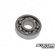 Camshaft radial ball bearing 6201 C3 for Piaggio 4-stroke